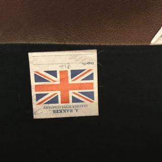 Engelse Chesterfield zithoek 3+2,5 Zits Tabacco Bruin