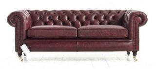 The Oxford chesterfield