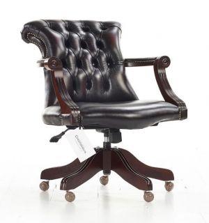 Admiral chesterfield bureaustoel