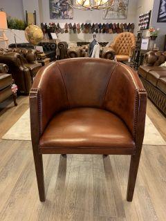 Compacte schapenleren fauteuil van Bendic