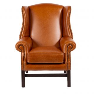 The Preston Chesterfield Wing Chair