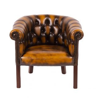 The Walsall Chesterfield Tub Chair