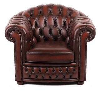 The Nottingham chesterfield clubfauteuil