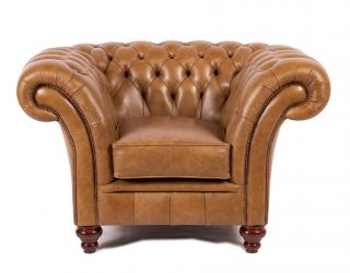 The Swindon chesterfield clubfauteuil