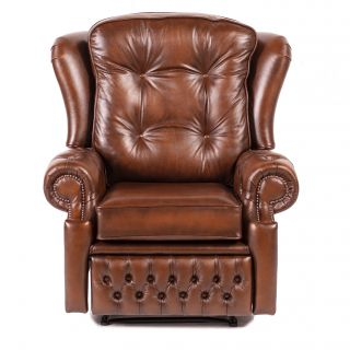 The Highlander chesterfield relaxfauteuil