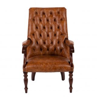 The Library chesterfield fauteuil