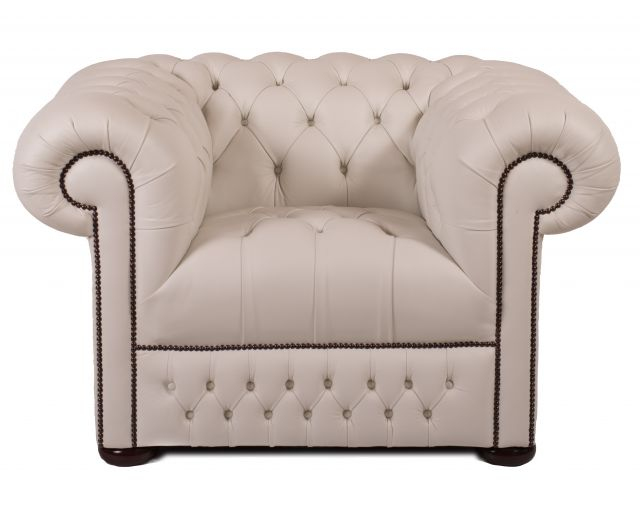 The leicester chesterfield club fauteuil