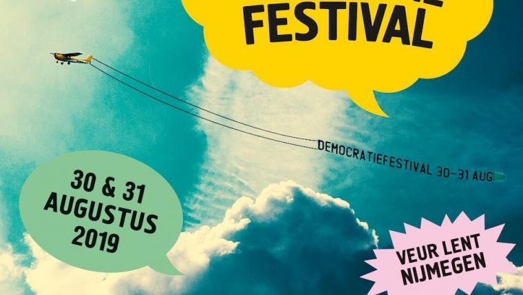 Democratie Festival, 30 & 31 augustus