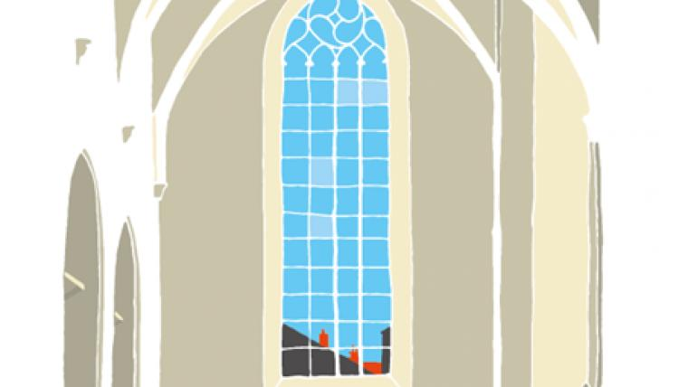 Congres nieuw gebruik leegkomende kerkgebouwen, 4 november