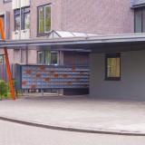Luifel appartementencomplex