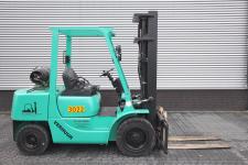 Mechanical Forklift 3.500 kg