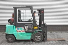Mechanical Forklift 2.500 kg