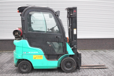Mechanische heftruck 1.500 kg
