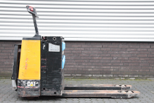 Elektrische pallettruck 3.000 kg