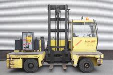 Elektrische zijlader 5.000 kg