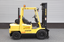 Mechanische heftruck 3.000 kg