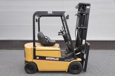 Elektrische heftruck 2.000 kg