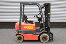 Elektrische heftruck 1.600 kg