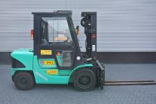 Mechanische heftruck 3.500 kg