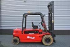 Elektrische Heftruck 6.000 kg