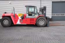 Dieselstapler 33.000 kg