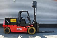 Electric Forklift 10.000 kg