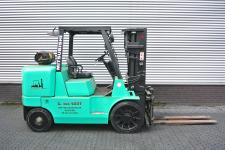 Mechanische heftruck 6.000 kg