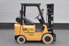 Mechanische heftruck 1.800 kg