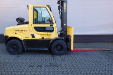 Mechanische heftruck 7.000 kg