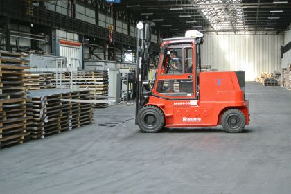 E. van Gent levert 3 Raniero's bij producent RVS-producten
