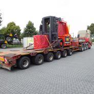 Levering 25 tons elektrische heftruck!