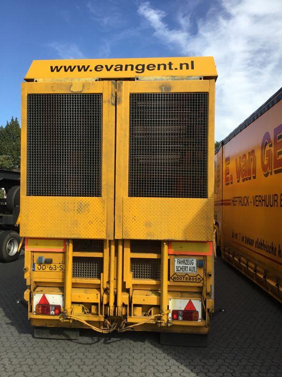 E. van Gent investeert in 2-assige euro met huif