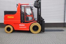 Electric Forklift 18.000 kg