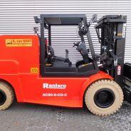 Nieuw binnen! Raniero zwaar elektrische heftruck (containeruitvoering)