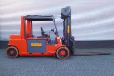 Elektrische heftruck 15.000 kg