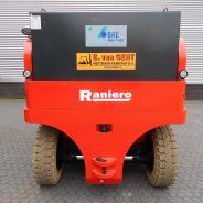 Nieuwe Raniero zwaar elektrische radiografische heftruck!