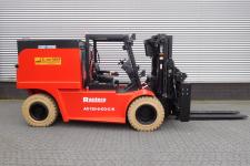 Electric Forklift 12.000 kg