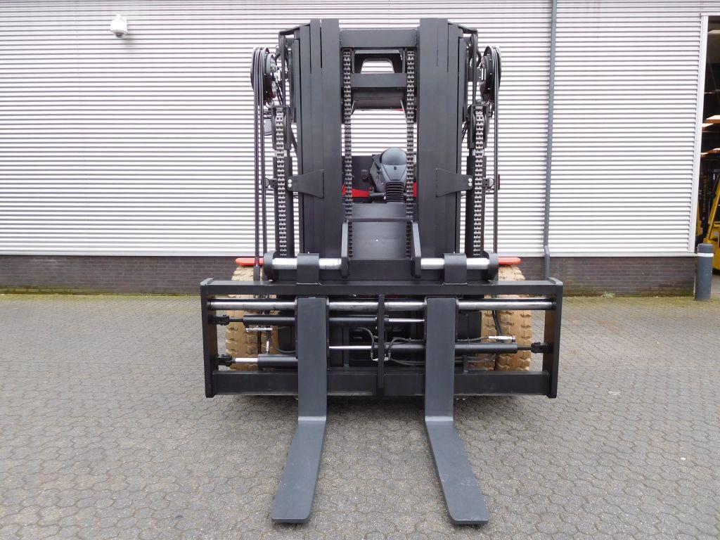 Nieuwe Raniero zwaar elektrische heftruck met quadro mast!