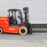 Nieuwe zwaar elektrische Raniero voor machineverhuizer!