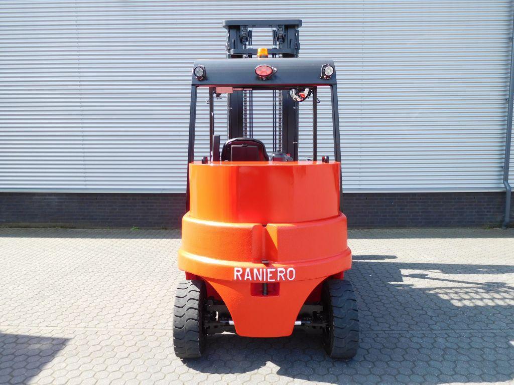 Levering nieuwe zwaar elektrische compacte Raniero!
