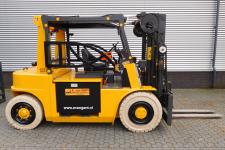 Electric Forklift 6000 kg