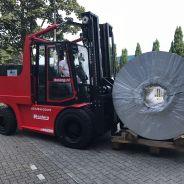 Levering Raniero 12 tons elektrische heftruck!