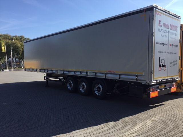 E. van Gent investeert in nieuwe Kögel huiftrailer!