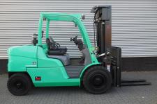 Mechanische heftruck 5.000 kg