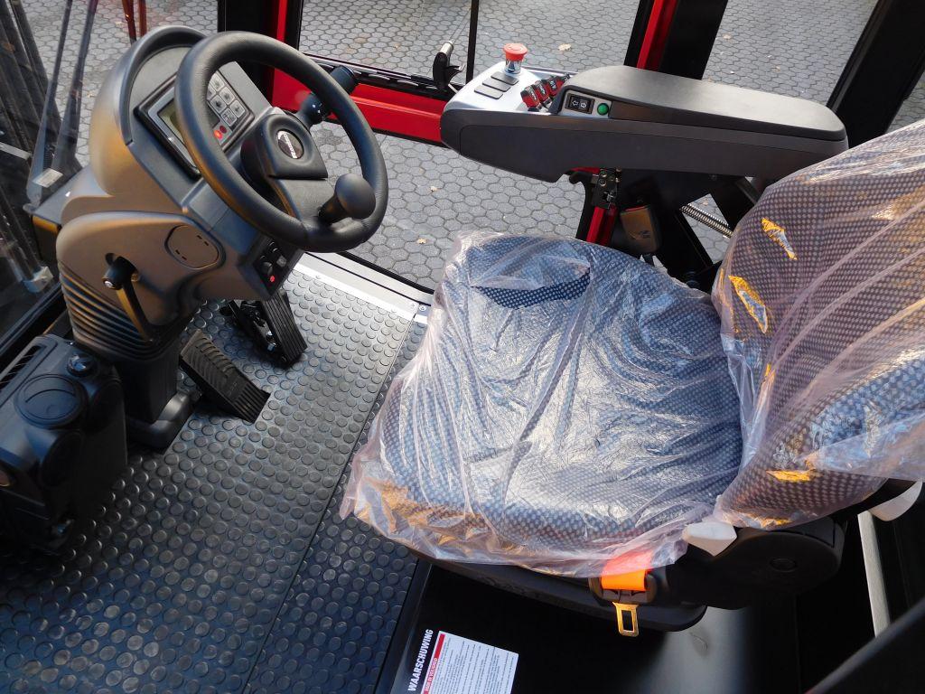 Nieuw binnen! Krachtige 96 Volt Raniero zwaar elektrische heftruck!