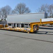 Opnieuw uitbreiding wagenpark met Faymonville 3-assige Megamax dieplader!