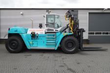 Mechanische heftruck 28.000 kg
