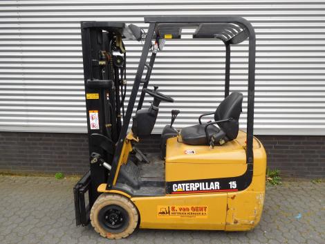 3085_Caterpillar EP15KRT 1500 kg elektrische heftruck (7)