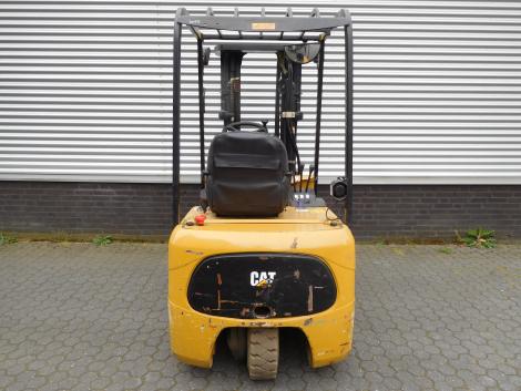 3085_Caterpillar EP15KRT 1500 kg elektrische heftruck (9)