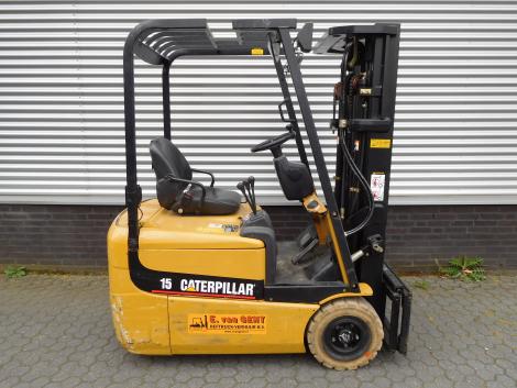 3085_Caterpillar EP15KRT 1500 kg elektrische heftruck (10)